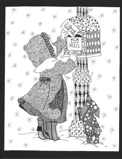 8 - Letter to Santa